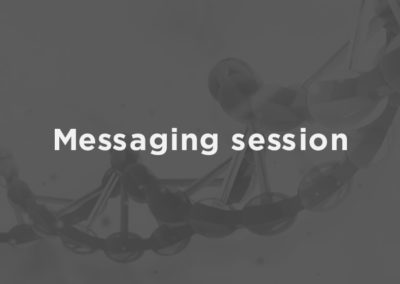 Messaging session
