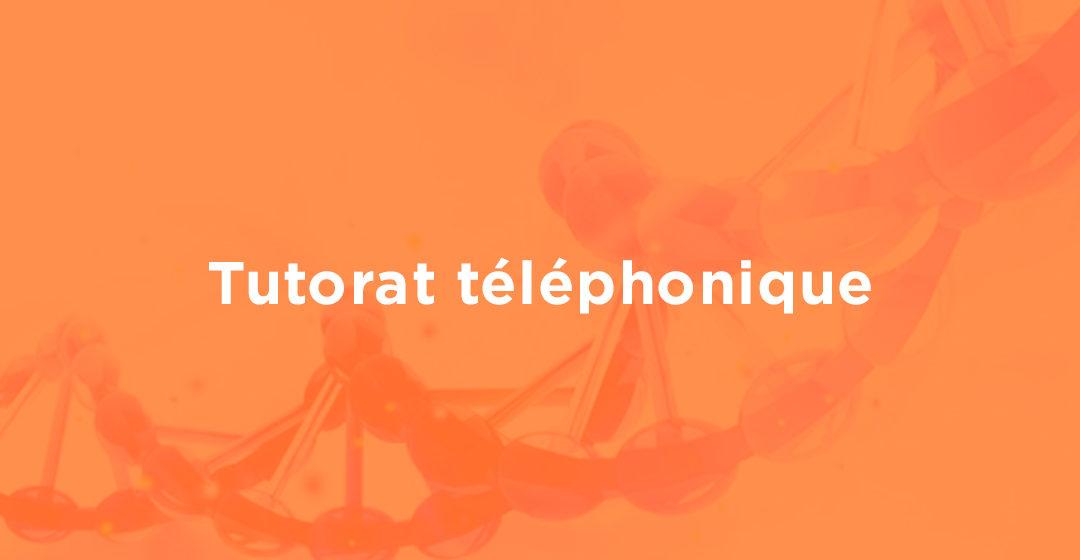 Tutorat téléphonique